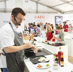 AEG Taste of Cape Town