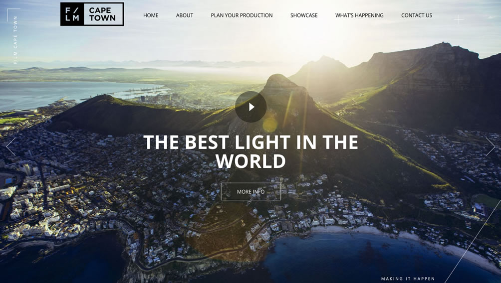 Cape Town - the best light in the world