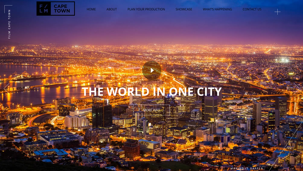 Cape Town - the world in one city