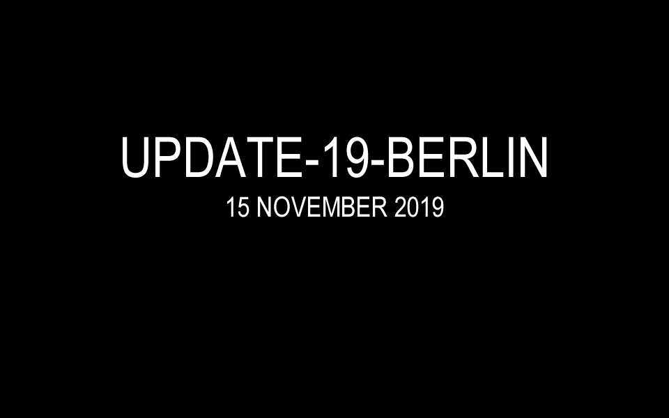 Blog - Meet Sebastian And Bianca at Update-19-Berlin
