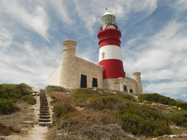 Lighthouse - location in Cape Town