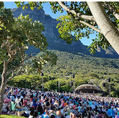 Kirstenbosch events image