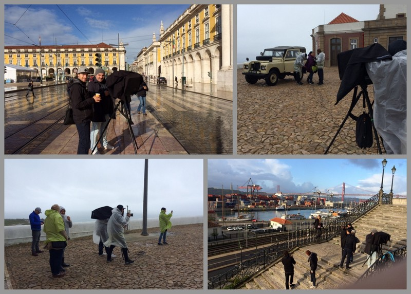 Prinz Productions - spring rain on location in Portugal 2016