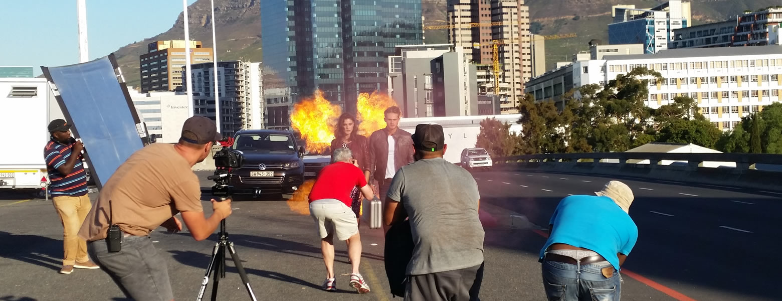 Fire shoot