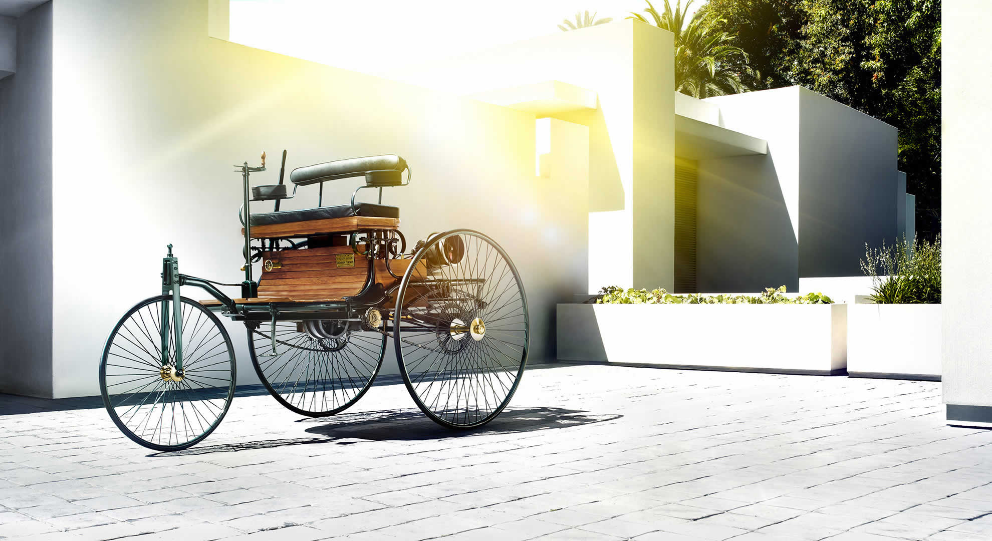 Mercedes Motorwagen - Prinz Productions